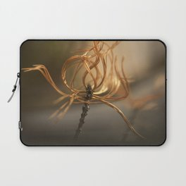 The torch Laptop Sleeve