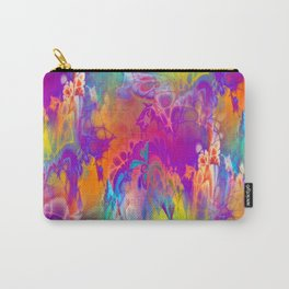 Marshmellow Skies Carry-All Pouch