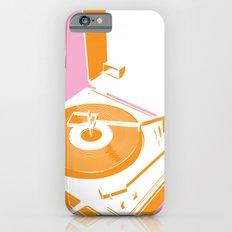 45rpm 33 1/3rpm 16rpm iPhone 6s Slim Case