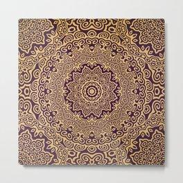 Mandala 107 Metal Print