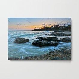 Laguna Beach Sunset 4/19/14 Metal Print