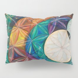 Tetrahedral Nodes Pillow Sham