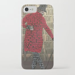 PT Barnum, the Greatest Show iPhone Case