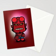 Devil Boy Stationery Cards