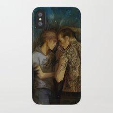Unguibus et rostro iPhone X Slim Case