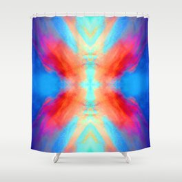Shwazzz Shower Curtain