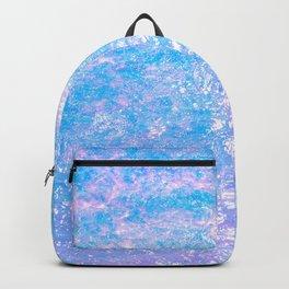Opalescent Snake Skin Backpack
