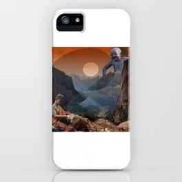Confucius Buddhist iPhone Case