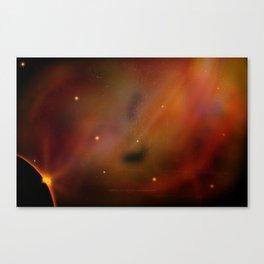 Semper ligatum - 056 Canvas Print