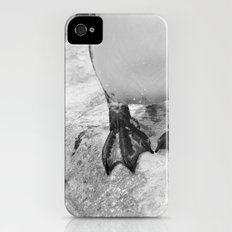 Awkward Penguin iPhone (4, 4s) Slim Case