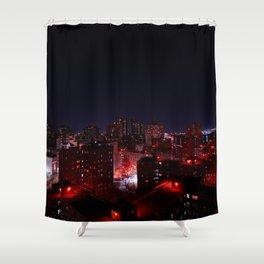 East Harlem Shower Curtain