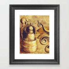Brusuillis Framed Art Print