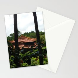 Da Lat Temple Stationery Cards