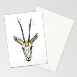 The Antelope Stationery Cards