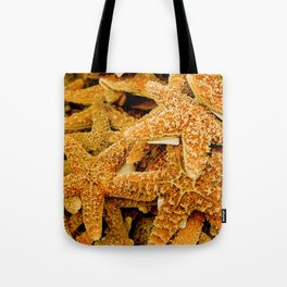 Summer Photo : Starfishes in Key West, FL Tote Bag