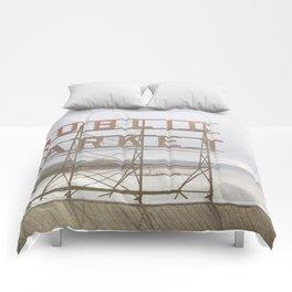 Public Market Comforters