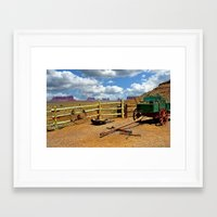 movies Framed Art Prints featuring Western Movies by Exquisite Photography by Lanis Rossi