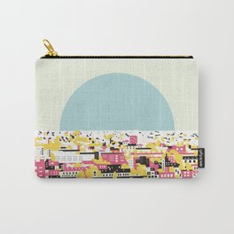 Rooftop view Carry-All Pouch