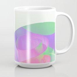 Pastel Waves Coffee Mug