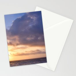 Texas Coast Sunrise 2 Stationery Cards