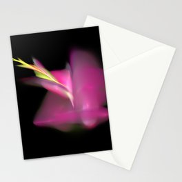 a flower is born   (A7 B0191) Stationery Cards