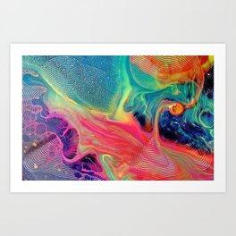 _WATERCOLOR Art Print