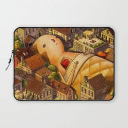 Neighborhood Laptop Sleeve