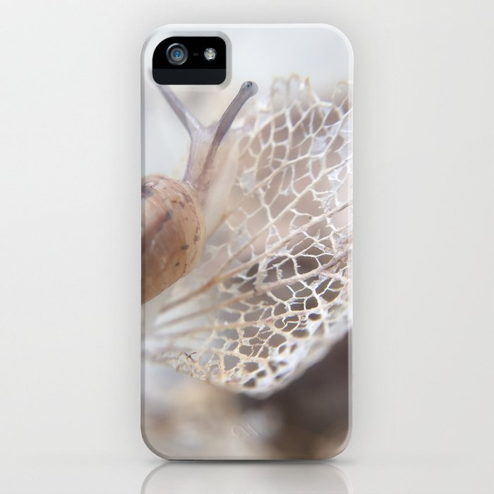 Snail's Pace #2 iPhone Case