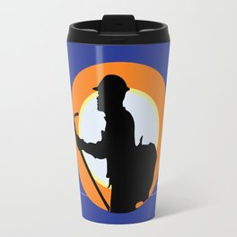 Creative Acre Foundation (CAF) Support poster Travel Mug