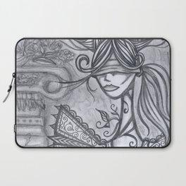 Blind Sensibility (Sketch) Laptop Sleeve