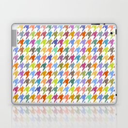 Houndstooth!  Laptop & iPad Skin