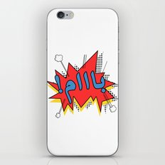 Baam iPhone & iPod Skin