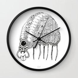 Monster Book Club Member no. 64 Wall Clock