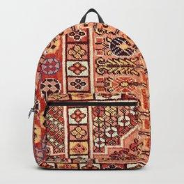 Khotan Saf East Turkestan Rug Print Backpack