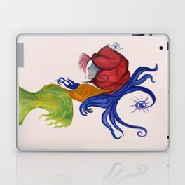 Stars falling Down Laptop & iPad Skin