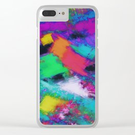 The selection Clear iPhone Case