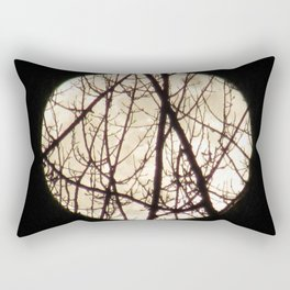 Moon Night 2 Rectangular Pillow