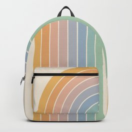 Gradient Arch - Rainbow III Backpack