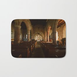 Holy Island Priory Bath Mat