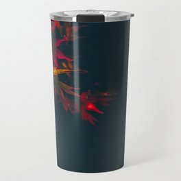 Sensual Red Japanese Maple Travel Mug