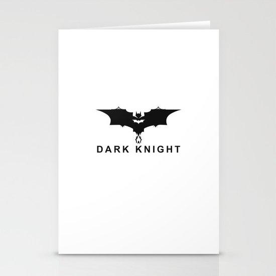 Dark Knight Stationery Cards