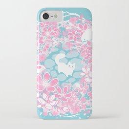 Spring Greeting iPhone Case