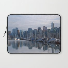 Downtown Vancouver Laptop Sleeve