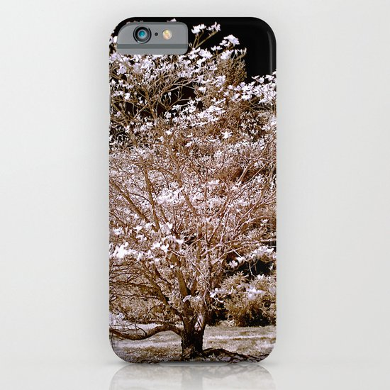 Tree by Moonlight iPhone & iPod Case