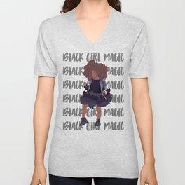 Unapologetically Black Unisex V-Neck