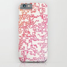 pattern series 087 trail 2 iPhone 6s Slim Case