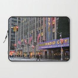 Radio City Music Hall, NYC Laptop Sleeve