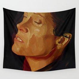 Sigourney Weaver, Alien 4 Wall Tapestry