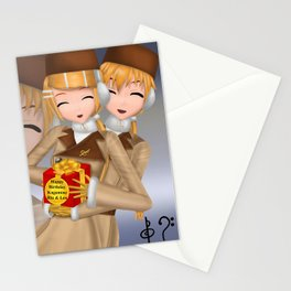 Kagamine Rin Len 10th Anniversary! Stationery Cards