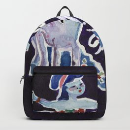 Feeling Myself Backpack